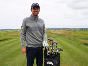 Bernd Wiesberger What's In The Bag?