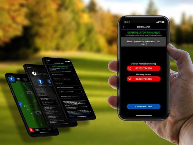 Motocaddy Life-Saving GPS App Update Revealed