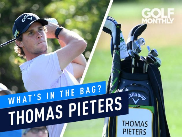 Thomas Pieters What's In The Bag?