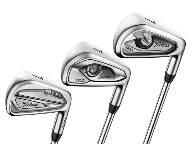 Titleist T-Series Irons Revealed