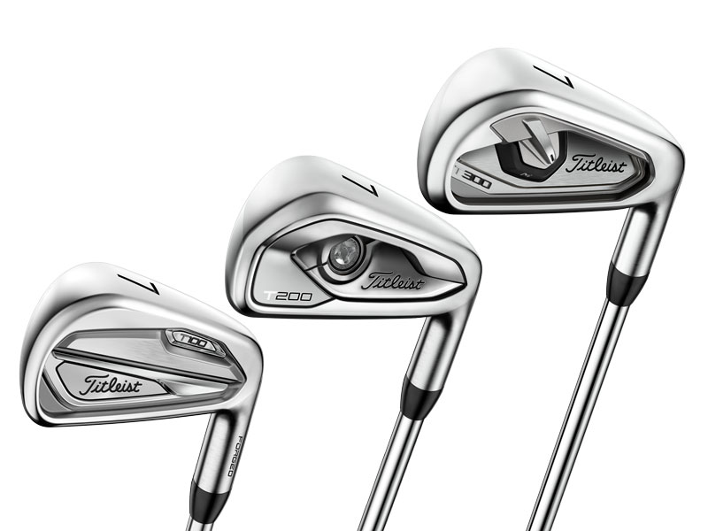 Titleist irons Range 2020 - The latest Titleist golf clubs
