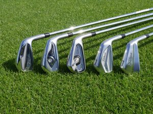Titleist T-Series Irons First Hit Review