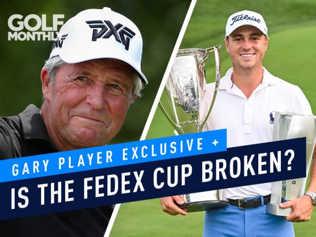 Podcast: Gary Player + Is The FedEx Cup Broken?