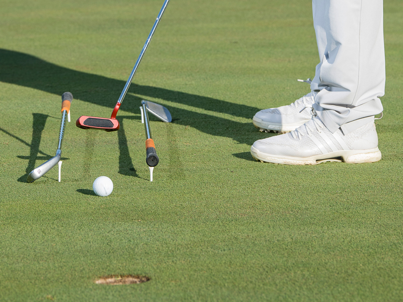 4 Drills To Hole More Short Putts - Putting Green Practice