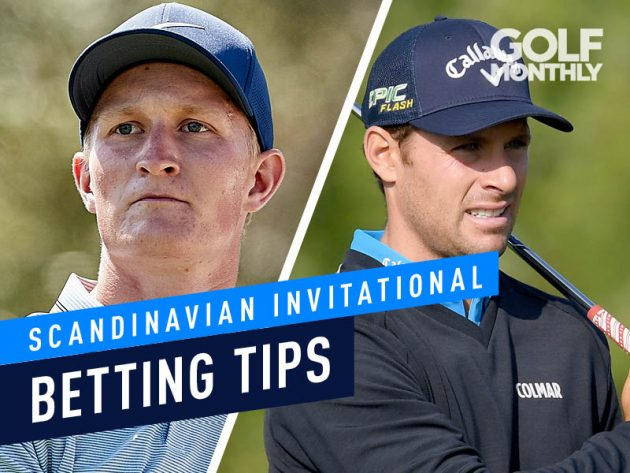 Scandinavian Invitational Golf Betting Tips 2019