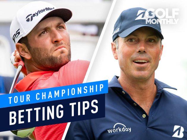 Tour Championship Golf Betting Tips 2019