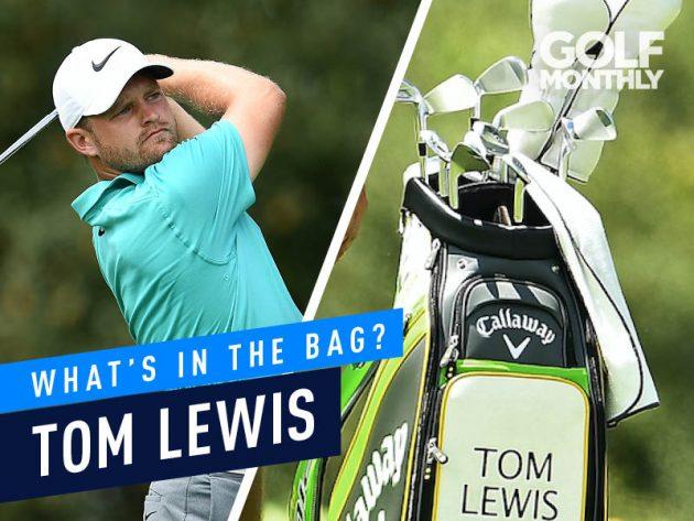 Tom Lewis What's In The Bag? - 2019 Korn Ferry Winner