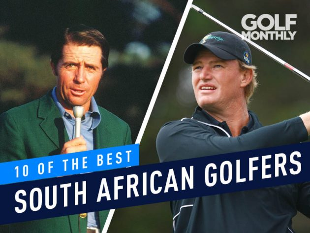 10 Of The Best South African Golfers Of All Time