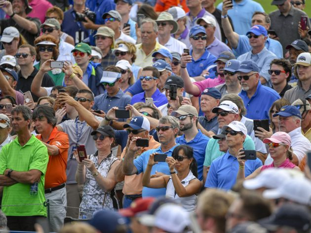 9 Things Not To Do When Watching A Pro Golf Tournament