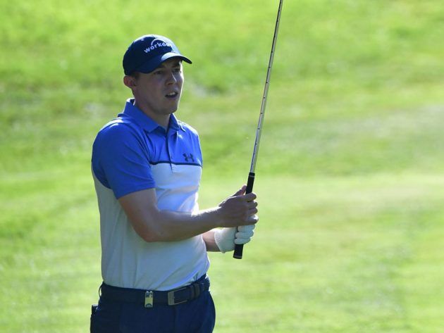Fitzpatrick Bemoans Embarrassing Wentworth Slow Play