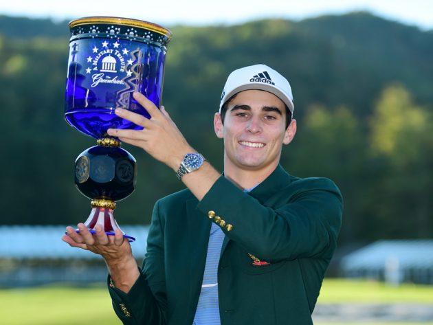 Joaquin Niemann Wins Maiden PGA Tour Title At The Greenbrier