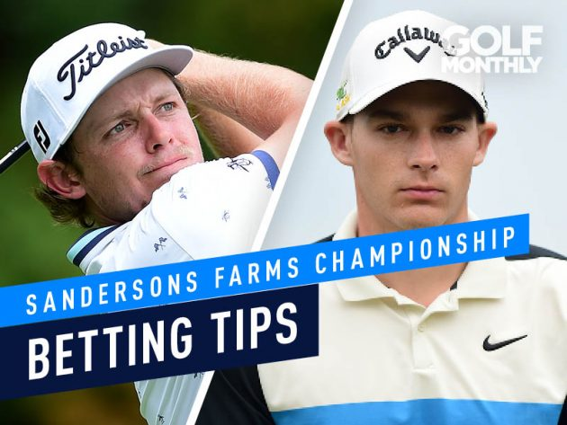Sandersons Farms Championship Golf Betting Tips 2019