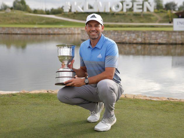 Sergio Garcia Wins KLM Open For 16th European Tour Title