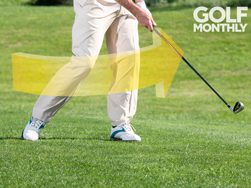 How To Improve Your Weight Transfer In The Golf Swing