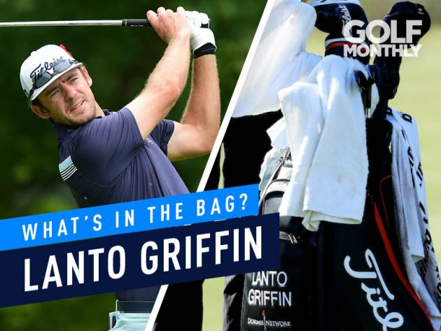 Lanto Griffin What's In The Bag?