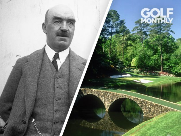 What Courses Has Alister MacKenzie Designed?