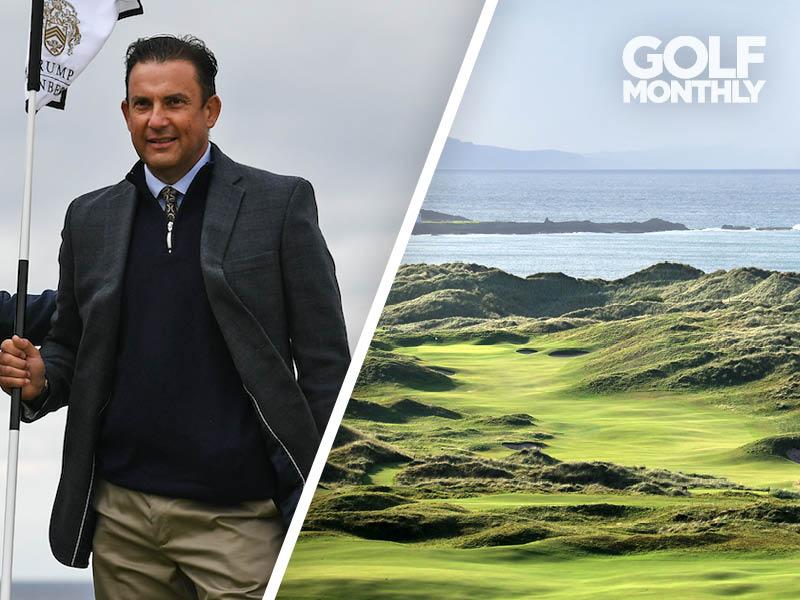 What Courses Has Mackenzie & Ebert Designed - Golf Monthly