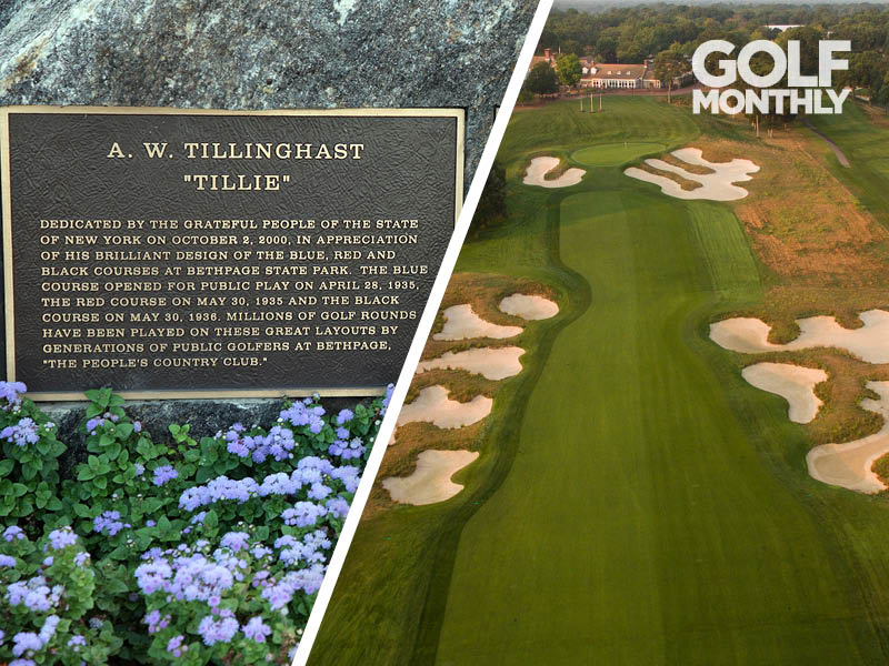 What Courses Has A.W. Tillinghast Designed? - Golf Monthly