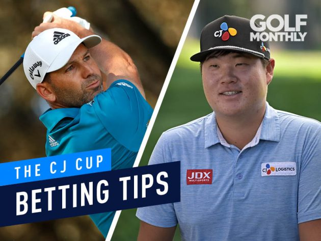 The CJ Cup Golf Betting Tips 2019