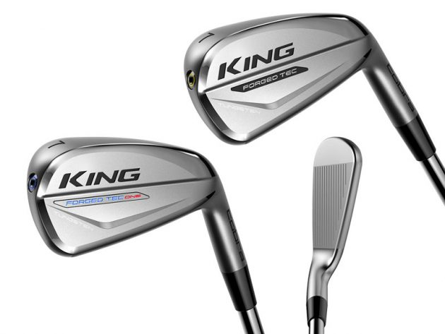 2019 Cobra King Forged Tec Irons Unveiled