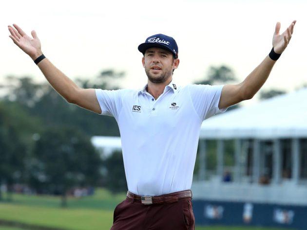 Lanto Griffin Secures Emotional Maiden PGA Tour Title