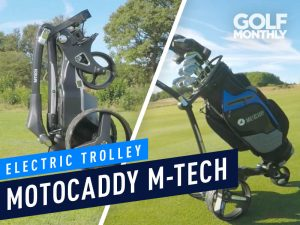 Motocaddy M-Tech Electric Trolley Review