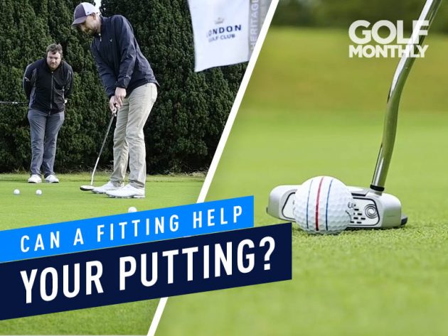 Can A Fitting Help Your Putting?