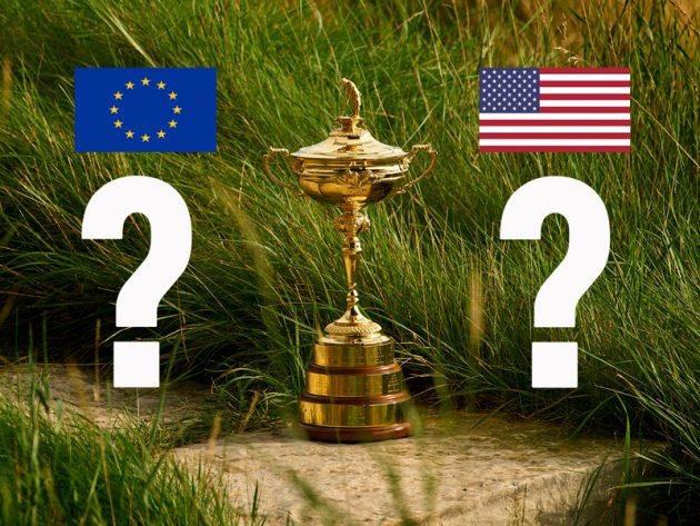 Who Won Ryder Cup 2020.Europe And Usa 2020 Ryder Cup Teams Predicted