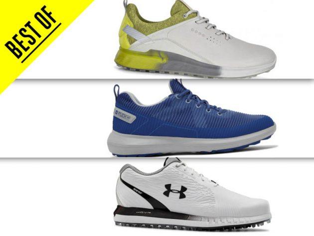 ecco mens spikeless golf shoes