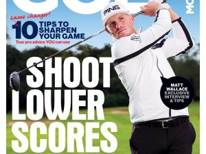 Golf Monthly cover