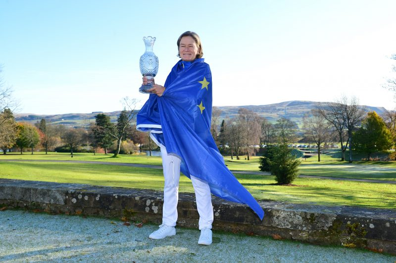 Catriona Matthew To Repeat As Solheim Cup Captain - Golf Monthly