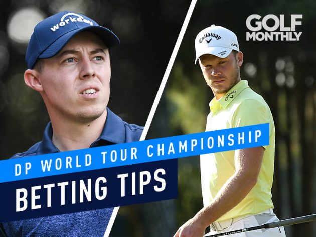 dp world tour championship betting odds