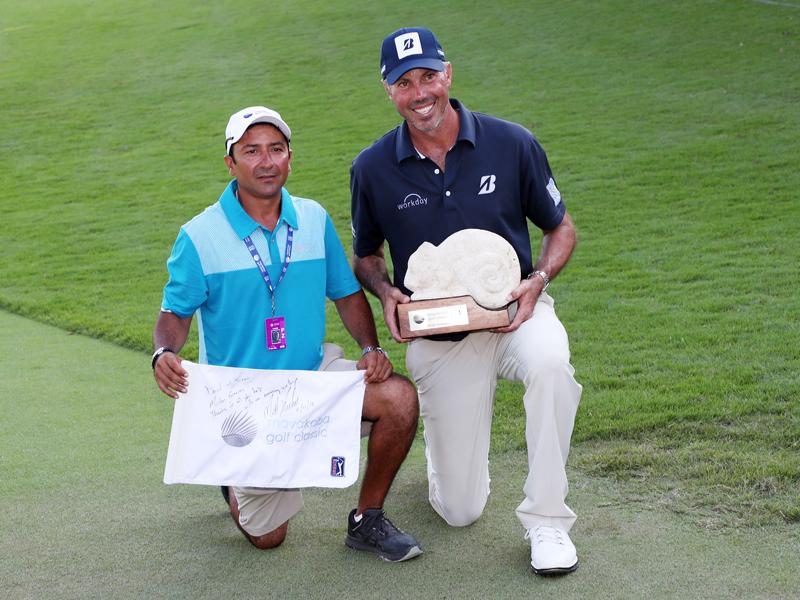 "Matt Kuchar's Local Caddie 'El Tucan' - ""I Have No Anger"" - Golf Monthly"