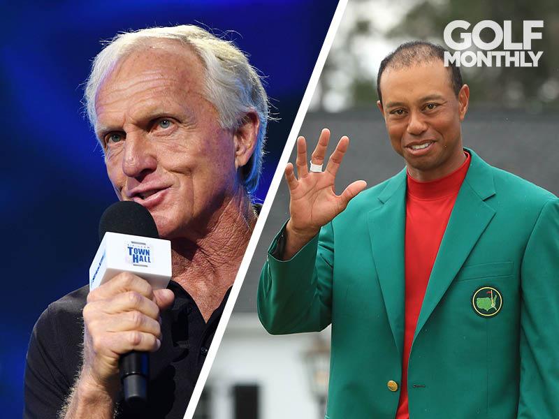 Greg Norman Reveals Tiger Woods Snub - Golf Monthly