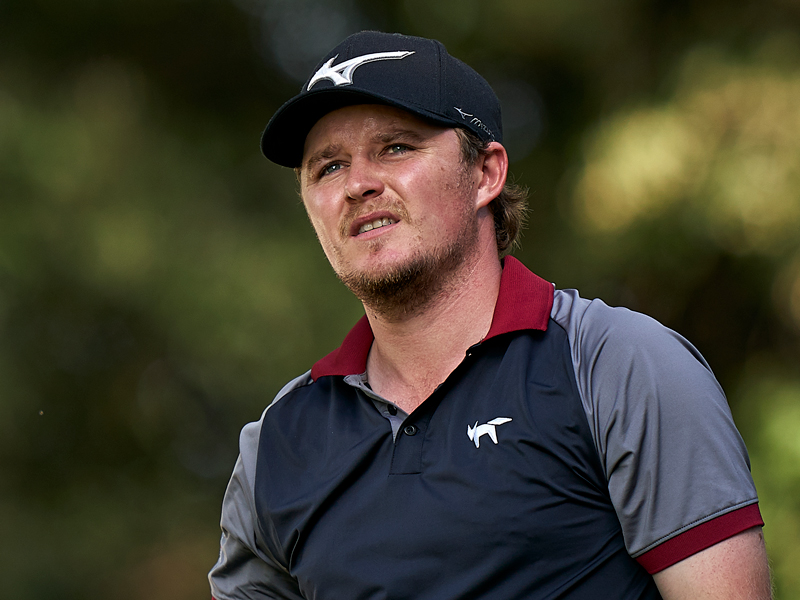 Eddie Pepperell Disqualified For Running Out Of Balls - Golf Monthly
