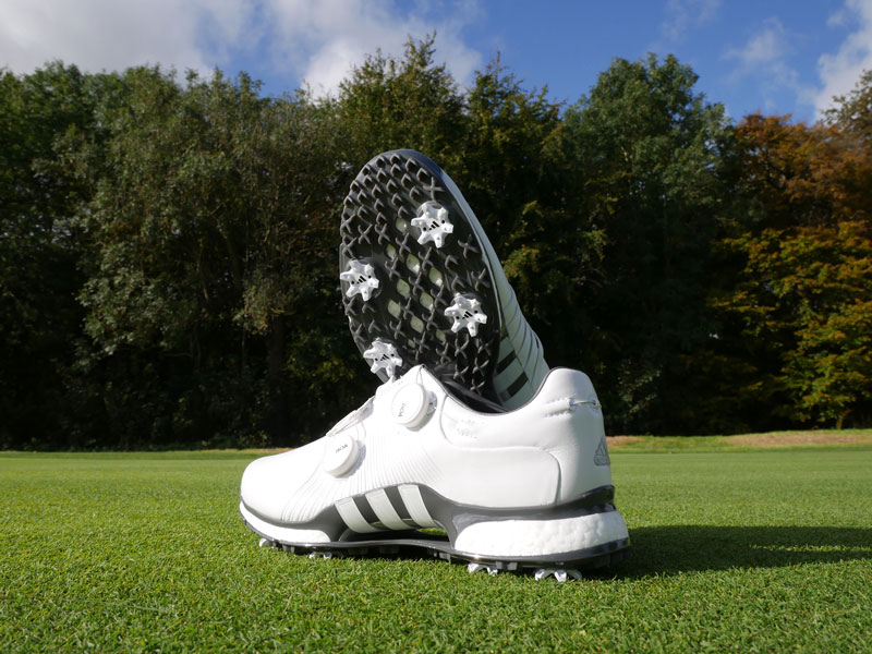 Adidas Tour360 XT Twin Boa Shoe Review - Golf Monthly