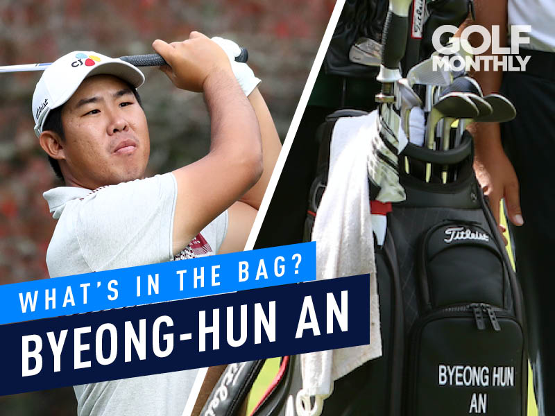 Byeong-Hun An What's In The Bag? - Golf Monthly