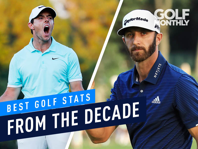 Best Golf Stats From The Decade - A Collection Of The Best
