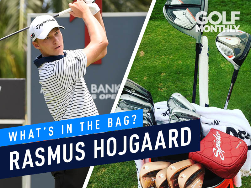 Rasmus Hojgaard What's In The Bag? - Golf Monthly