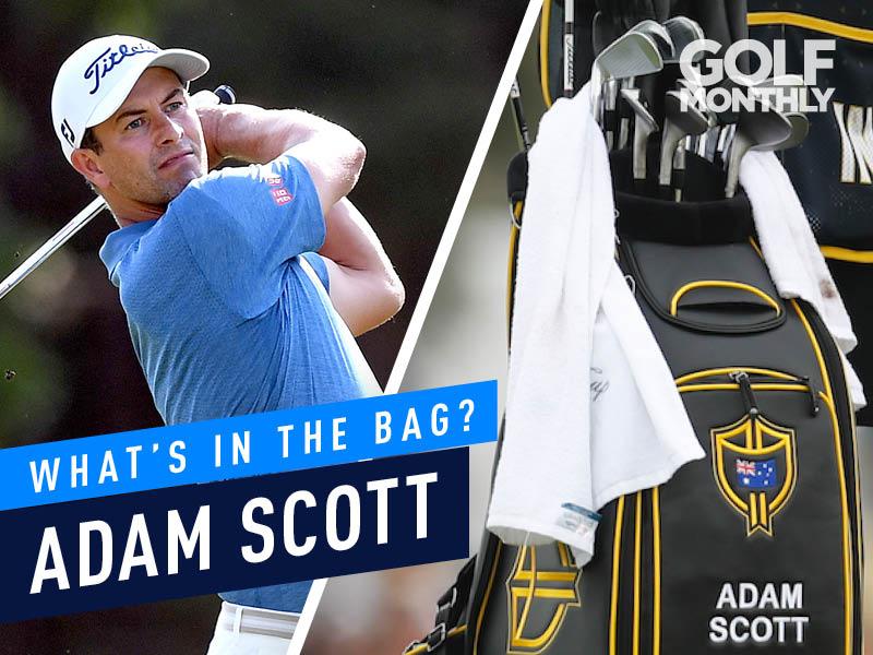 Adam Scott What S In The Bag Golf