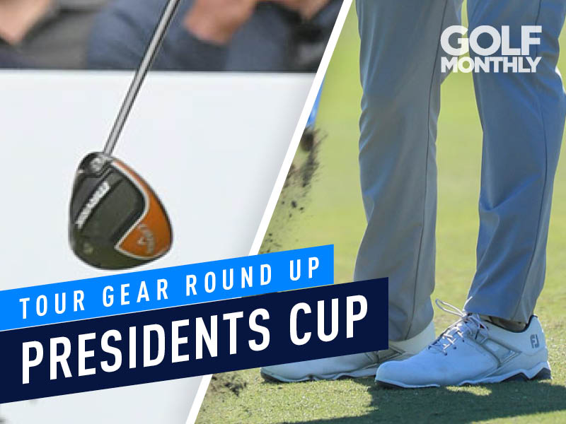 Tour Gear Round Up: Presidents Cup 2019 - Golf Monthly