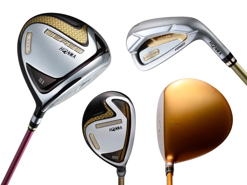 New Honma BERES Range Revealed - Golf Monthly