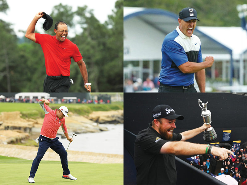 2019 Golf Majors Reviewed - The Winners And Losers - Golf Monthly