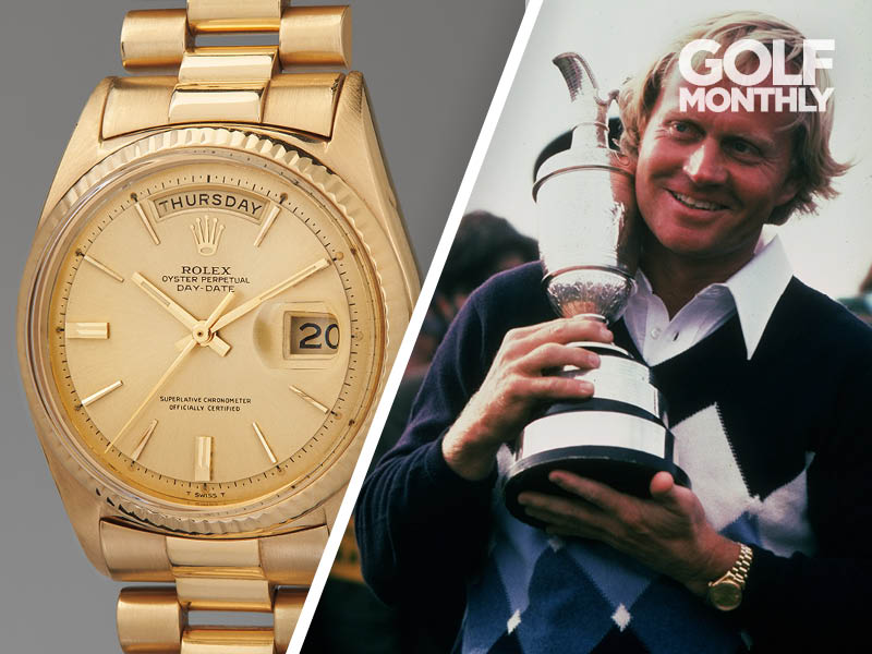 Jack Nicklaus Sells Rolex Watch For Over $1m - Golf Monthly