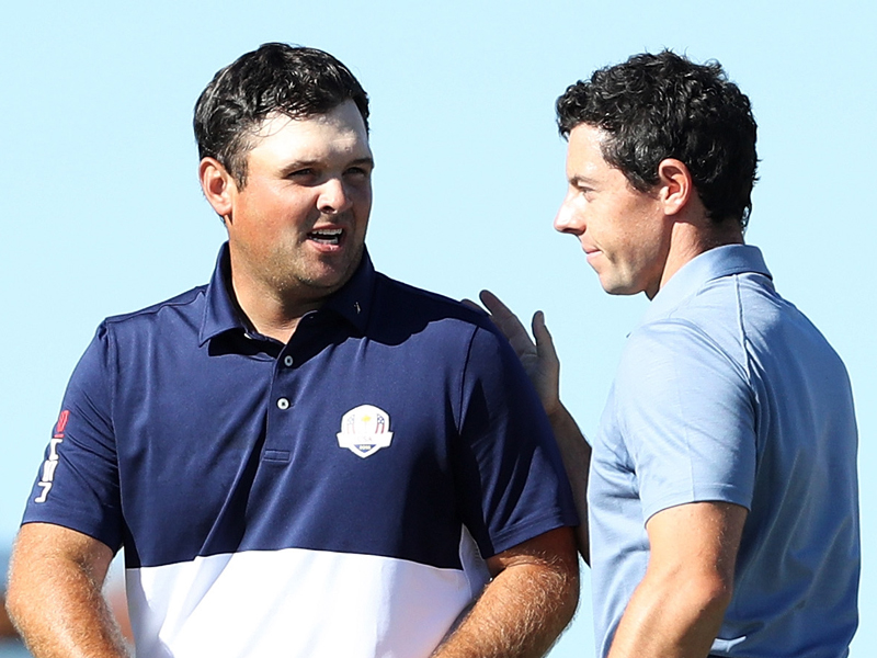 Rory McIlroy Defends Patrick Reed Over Two-Stroke Penalty