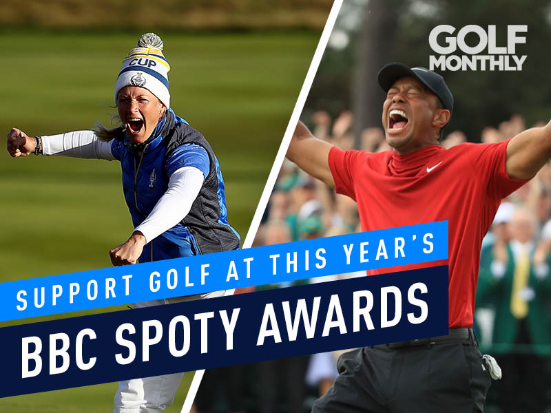 Support Golf At This Year's BBC SPOTY Awards - Golf Monthly