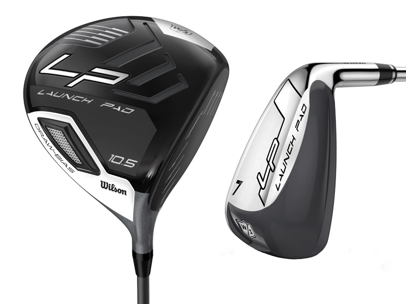 Wilson Staff Launch Pad Range Unveiled - Golf Monthly