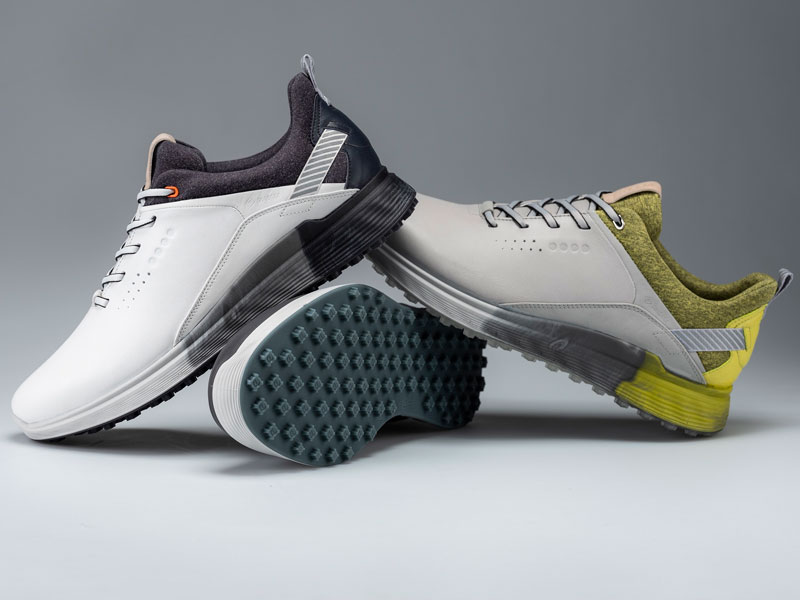 Ecco S-Three Shoe Unveiled