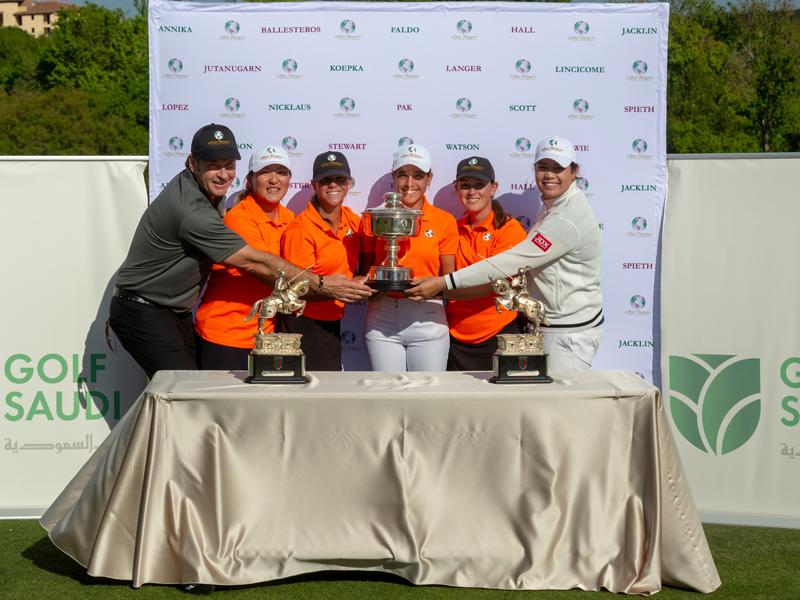 Golf Legends To Captain Junior Golfers At 2020 Major Champions Invitational