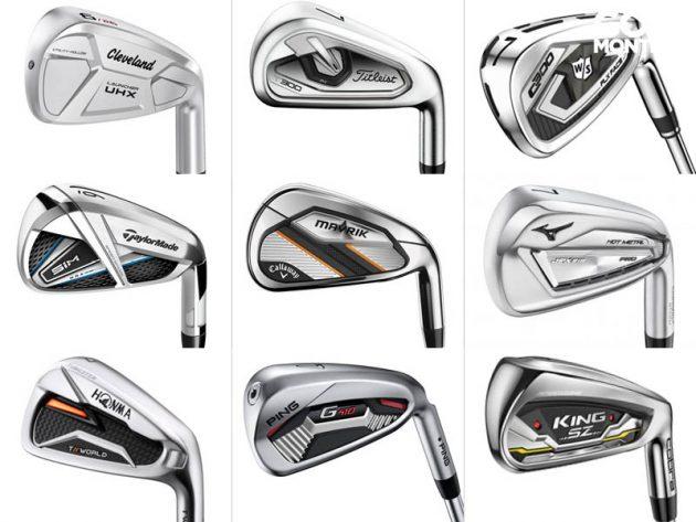 Best Game Improvement Irons 2020 Golf Monthly Gear